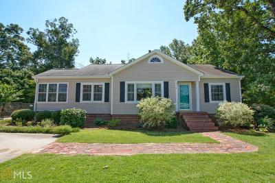 Carrollton Single Family Home Under Contract: 2018 Maple St