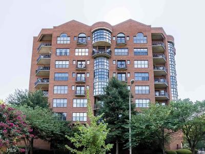 Central Park Lofts Condo/Townhouse Under Contract: 395 Central Park Pl #640