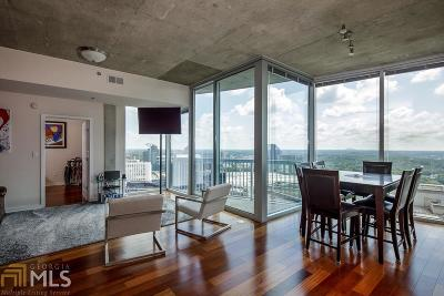 Realm Condo/Townhouse For Sale: 3324 Peachtree Rd #2701
