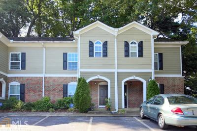 Norcross Condo/Townhouse Under Contract: 402 Summer Pl