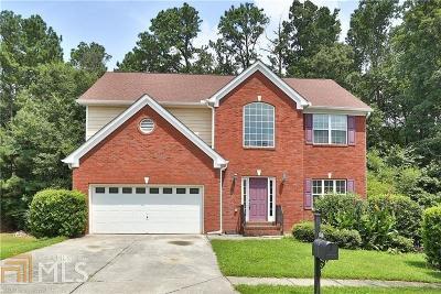 Snellville Single Family Home Under Contract: 2253 Crimson Creek Ln