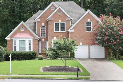 Barrow County, Forsyth County, Gwinnett County, Hall County, Newton County, Walton County Single Family Home For Sale: 540 Fawn Run