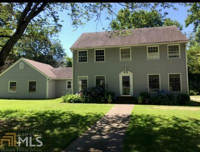Braselton Single Family Home Under Contract: 81 Kings Ln