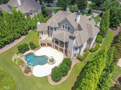 Milton Single Family Home For Sale: 110 Manor Lake Ct