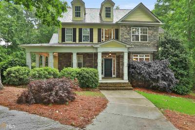 Newnan Single Family Home Under Contract: 30 Upland Ct