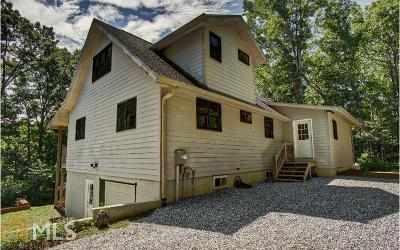 Blairsville Single Family Home For Sale: 85 Castle Ln