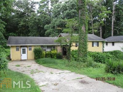 Decatur Single Family Home Back On Market: 2825 Battlecrest