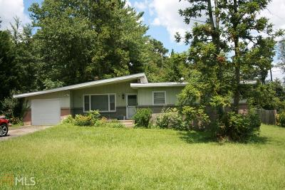 Roswell Single Family Home Under Contract: 325 N Coleman Rd