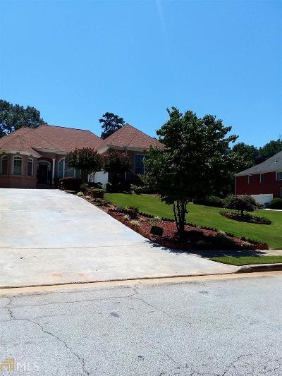 Lithonia Single Family Home Sold: 1387 Greenridge Trl