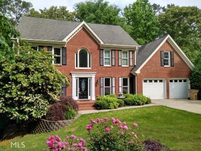 Kennesaw Single Family Home For Sale: 3444 Laurel Green Ct