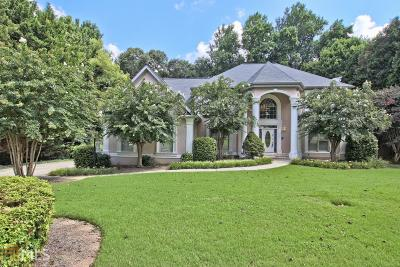Snellville Single Family Home Under Contract: 3970 Windy Shore Dr