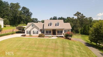 Dawsonville Single Family Home For Sale: 228 Woodland Cir