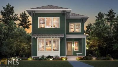 Alpharetta Single Family Home Under Contract: 430 Ellis Ave