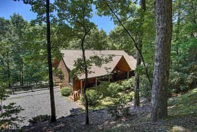 Hiawassee Single Family Home For Sale: 3181 Creekview Rd