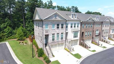 Alpharetta Condo/Townhouse For Sale: 1040 Township Sq