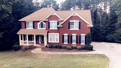 Conyers Single Family Home For Sale: 2917 SW Red Leaf Ct