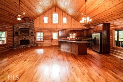 Cornelia Single Family Home Under Contract: 4576 Duncan Bridge Rd