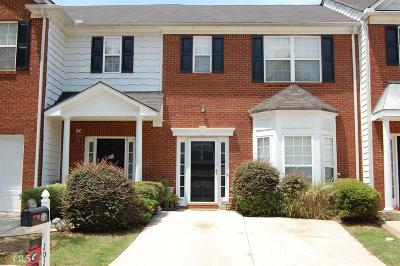 Henry County Condo/Townhouse Under Contract: 191 Madeline Ct