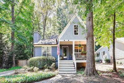 Ormewood Park Single Family Home Under Contract: 975 Prospect Ave
