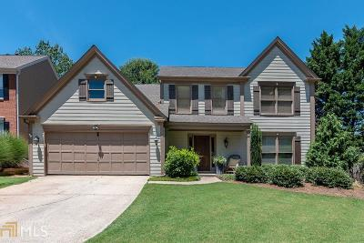 Johns Creek Single Family Home Under Contract: 540 Lathkil Ct