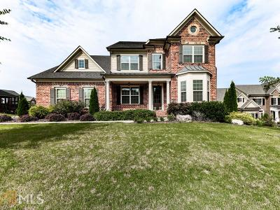 Woodstock Single Family Home For Sale: 606 Oakbourne Way