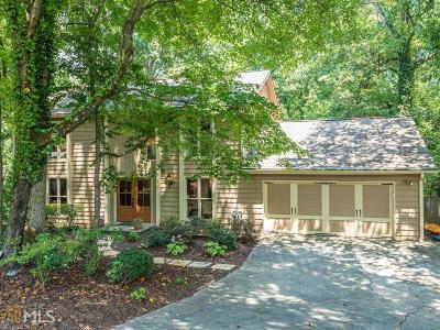 Marietta Single Family Home For Sale: 1760 Little Willeo