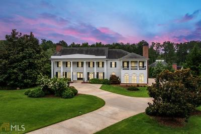 Woodstock Single Family Home For Sale: 2002 Cox Rd