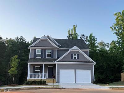 Hiram Single Family Home For Sale: 283 Foggy Creek Ln #59