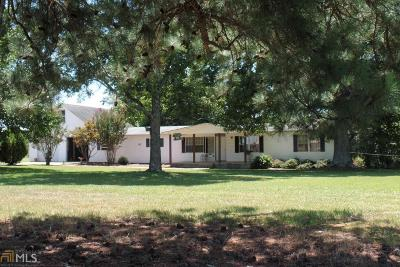 Bowdon Single Family Home Under Contract: 284 Day Rd