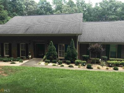 Lithonia Single Family Home For Sale: 3742 Crossvale Rd