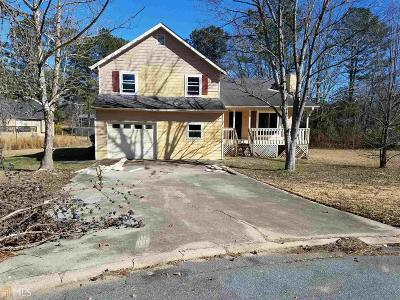 Cobb County Single Family Home Under Contract: 4807 Valley Ln