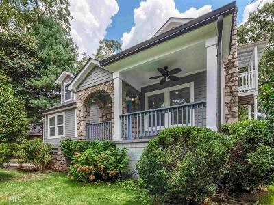 Fulton County Single Family Home For Sale: 3414 Rainey Ave