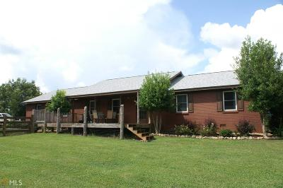 Greensboro Single Family Home For Sale: 5881 Madison Hwy