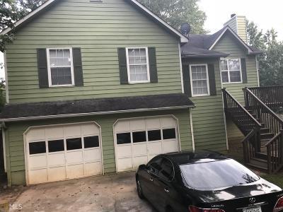 Ellenwood Single Family Home Under Contract: 2507 Boulder Springs Pt