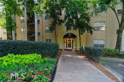 Lenox Villas Condo/Townhouse For Sale: 970 Sidney Marcus