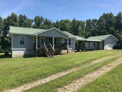 Dawsonville Single Family Home Under Contract: 44 Williamson Rd
