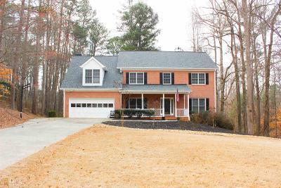 Milton Single Family Home For Sale: 825 Freemanwood Ln