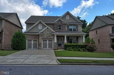 Suwanee Single Family Home For Sale: 601 W Willow Haven