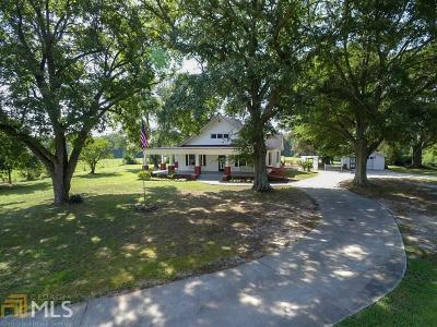 Lavonia Single Family Home Under Contract: 9035 Highway 59