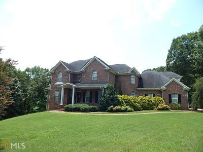 Douglasville Single Family Home For Sale: 5789 W Chapel Hill Rd