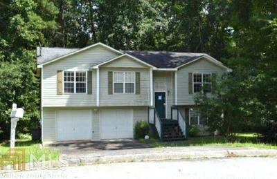 Douglas County Single Family Home Under Contract: 7614 Stonebush Way