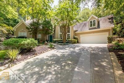 Roswell Single Family Home Under Contract: 625 Wynfield Ct