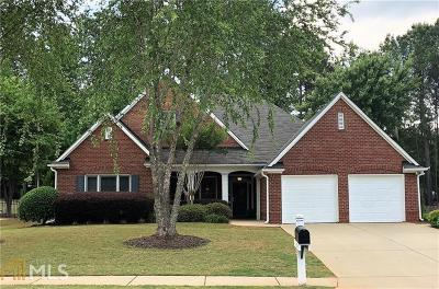 Newnan Single Family Home Under Contract: 196 Lake Forest Dr