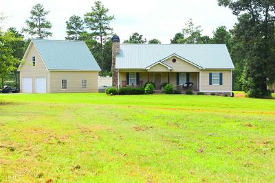 Monticello Single Family Home Under Contract: 21600 N Ga Hwy 11