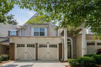 Kennesaw Condo/Townhouse For Sale: 3613 Silver Brooke Ln