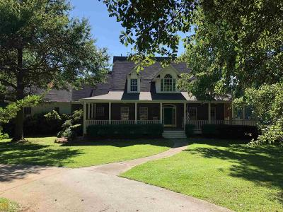 Newnan Single Family Home Under Contract: 1268 Welcome Rd