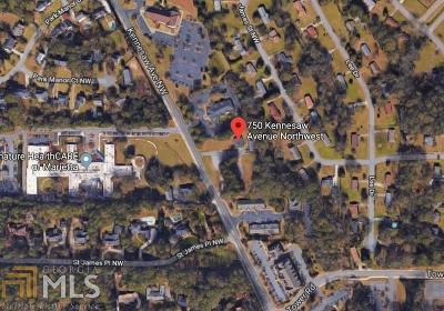 Marietta Commercial For Sale: 740 Kennesaw Ave