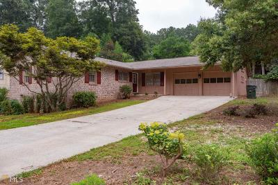 Chamblee Single Family Home Under Contract: 4043 Longview Dr