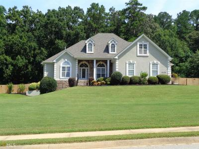 Tyrone Single Family Home Under Contract: 215 South Fork Rd