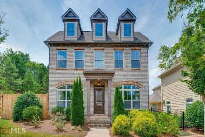 Milton Single Family Home For Sale: 563 Branyan Trl